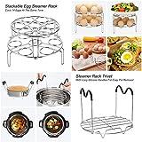 23 Pcs Pressure Cooker Accessories Set Compatible