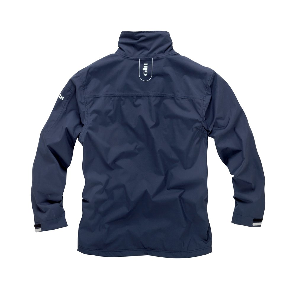 Gill Men's Crew Jacket in Blue 1041