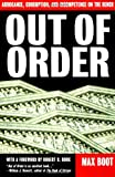 Out of Order, Max Boot, 0465053750