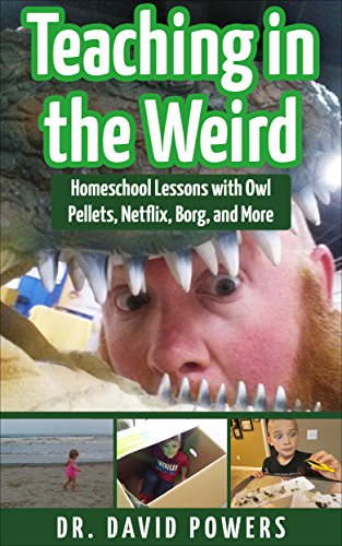 Owl Pellets Lesson - Teaching in the Weird: Homeschool Lessons with Owl Pellets, Netflix, Borg, and More