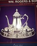 Silverplated 4 Piece Coffee or Tea Set