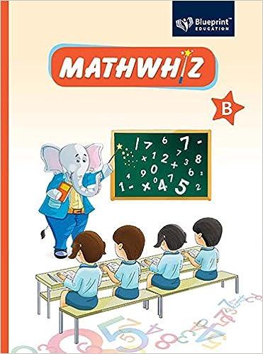 Mathwhiz b amazon jyoti mahajan blueprint education books malvernweather Image collections