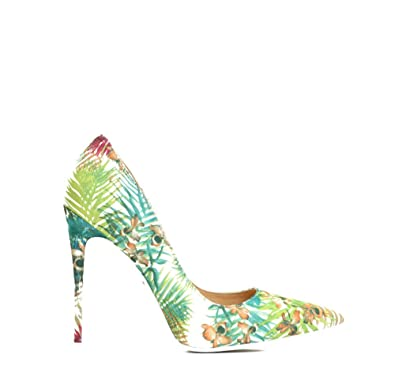 BuyAzzo Luxus Damen High Heels Party Pumps Schuhe Stiletto New Look 2017 Gr.35-40 BA5085