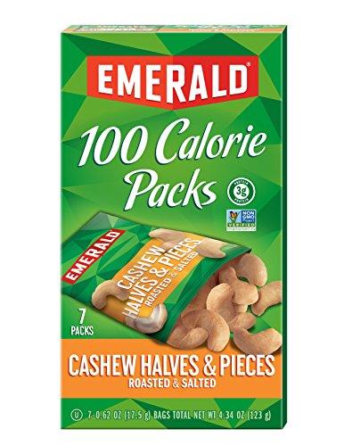 Emerald Calorie Cashew Halves Pieces