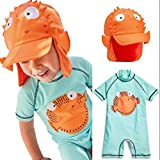 TAIYCYXGAN Baby Little Boys Swimsuit Rashguard