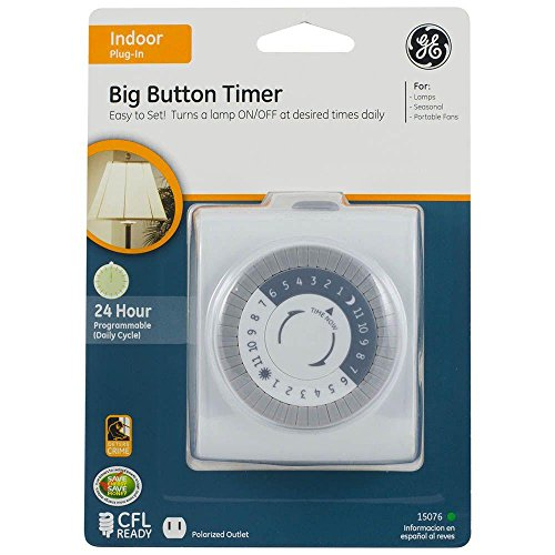 ge big button timer - 1