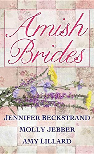 book cover of Amish Brides