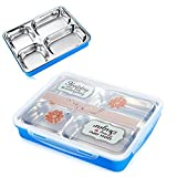Stainless Steel Lunch box 1Pcs Thermos Bento Lunch Box for Kids Thermal Food Container Portable Picnic Food Box