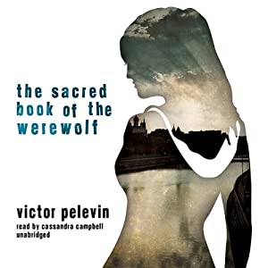 The Sacred Book of the Werewolf Audiobook
