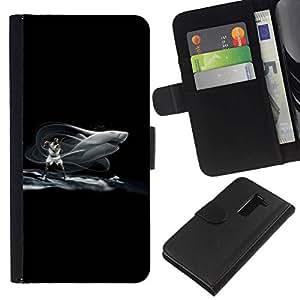 NEECELL GIFT forCITY // Billetera de cuero Caso Cubierta de protección Carcasa / Leather Wallet Case for LG G2 D800 // Tiburón Baloncesto