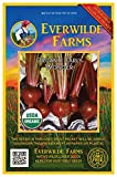 buy Everwilde Farms - 500 organic Early Wonder Beet Seeds - Gold Vault Packet now, new 2019-2018 bestseller, review and Photo, best price $2.98