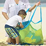 Beach Shell Storage Bag Treasure Collection Pouch Great for The Beach Use for Kids