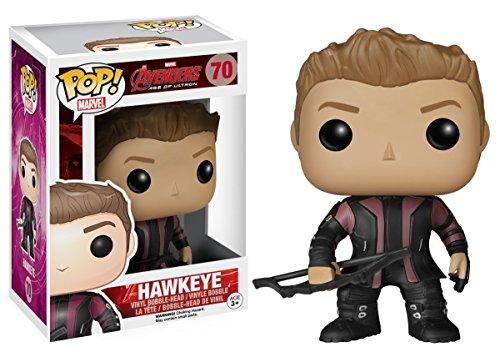 Funko POP Marvel Avengers 2 - Hawkeye 3 3/4 Inch Action Figure Dolls Toys