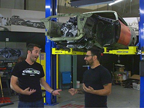Under the Hood: Hot Rod Garage's '72 Plymouth Cuda