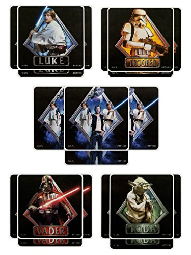 Star Wars Party Theme Favors - 20 Pack -