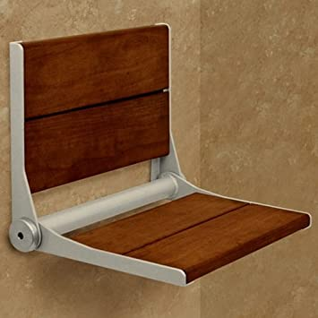 Amazon.com: Invisia Collection Serena Seat Brazilian Walnut Wall ...