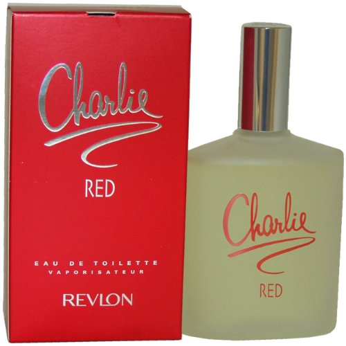 Red For Women Perfume (Revlon Charlie Eau De Toilette Spray for Women, Red, 3.4 Ounce)