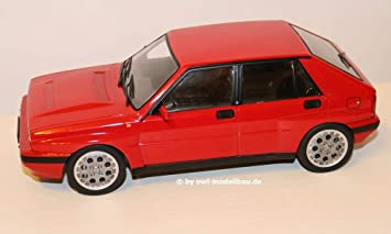 triple 9 t9 1800171 lancia delta hf integrale 16 v 1989 red 1: 18 die cast  model: amazon.de: spielzeug  amazon.de