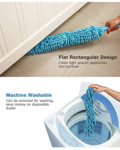Flexible Fan mop for Quick and Easy Cleaning