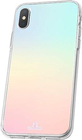 LA COQUERIE Coque Pastel Huawei Y6 2019 Silicone Semi-Rigide ...