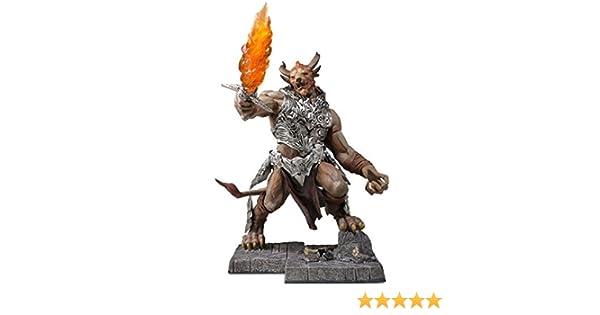 Guild Wars 2 Rytlock Brimstone - Hero of Charr Figure Statue