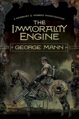 Book cover for The Immorality Engine