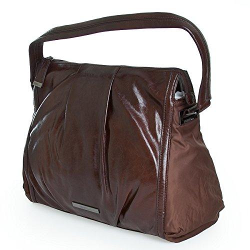GF Ferré Gianfranco Ferré VOLTAIRE WX5BMD_MarroneU252 Handtaschen Tasche Schultertasche Marrone