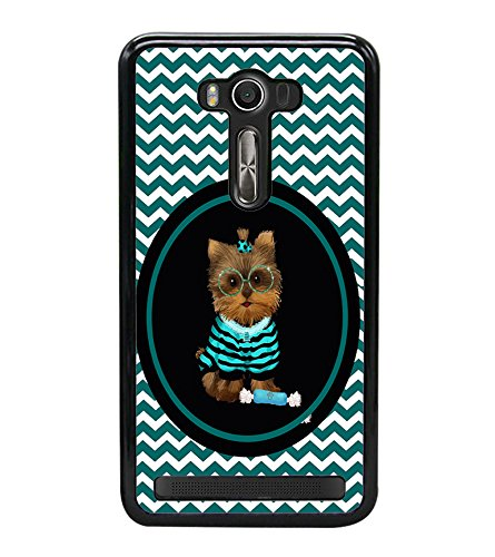 free shipping 86223 49adf PRINTVISA Cute Cat Case Cover for Asus Zenfone 2 Laser: Amazon.in ...
