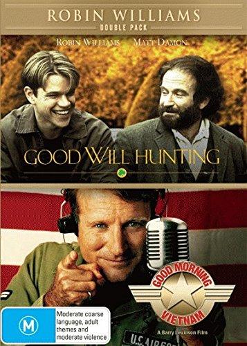 Robin Williams Good Will Hunting / Good Morning Vietnam   NON-USA Format   PAL   Region 4 Import - Australia