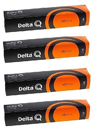 Capsulas Delta Q Activus 40 Unidades: Amazon.es: Alimentación y ...
