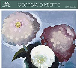 2014 georgia okeeffe wall calendar