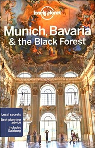 Book Lonely Planet Munich, Bavaria & the Black Forest (Travel Guide)