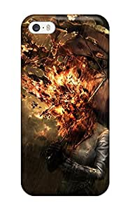 Fashionable Style Case Cover Skin For Iphone 5/5s- Graphic Art Sending Free Screen Protector