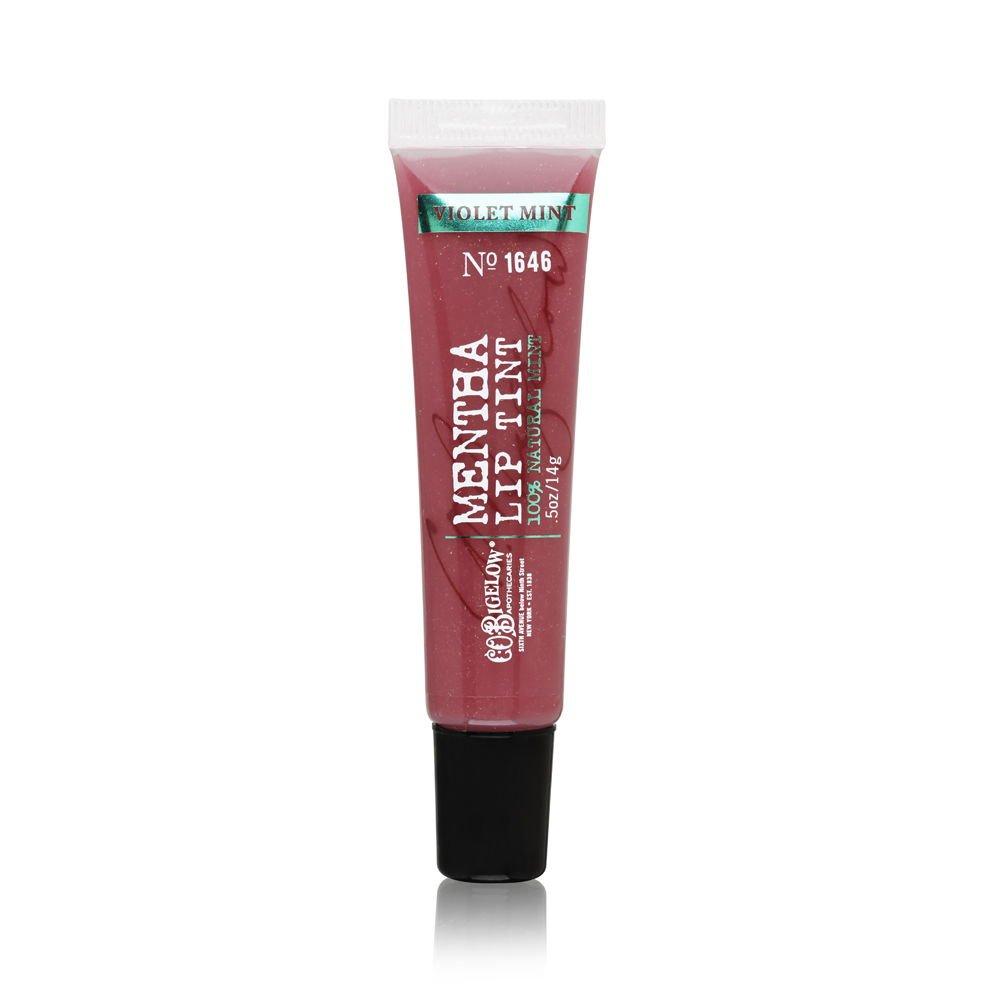 C.O. Bigelow Mentha Lip Mint Violett 667530835757