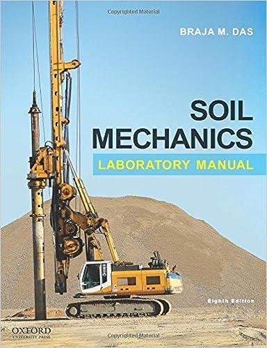 Soil mechanics laboratory manual braja m das 9780199846375 soil mechanics laboratory manual braja m das 9780199846375 amazon books fandeluxe Image collections