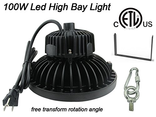 Ring Led Workshop Light