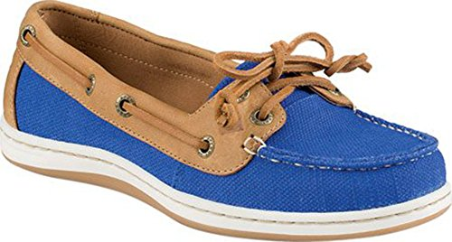 Sperry Top-Sider Women's Firefish Nubby Canvas Baltic Blu...