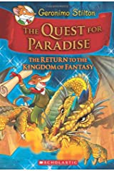 Geronimo Stilton - The Quest for Paradise Hardcover
