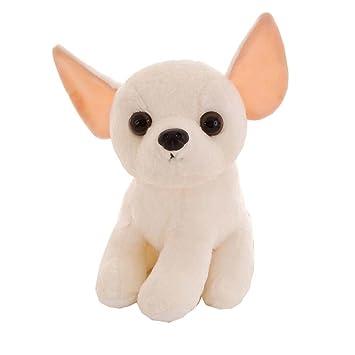 Año del perro mascota animales de peluche muñeco de peluche juguete suave # 5