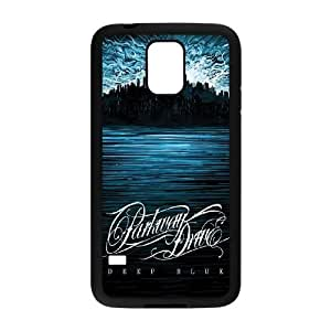 Samsung Galaxy S5 Phone Case Black PARKWAY DRIVE DY7701720
