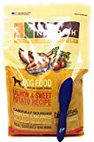 Simply Nourish Adult Sweet Potato and Salmon Dry Dog Food, Natural Ingredients – 5lbs and Especiales Cosas Mixing Spatula Review