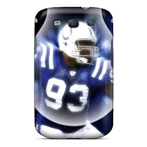 Samsung Galaxy S3 Evw7819LHQM Provide Private Custom High Resolution Indianapolis Colts Skin Scratch Resistant Cell-phone Hard Covers -JoanneOickle