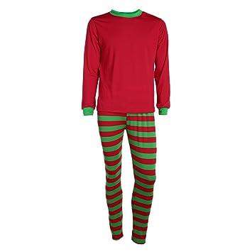 cfddfc1026 Buy Rrimin Christmas Gift XMAS Family Pajamas Set Sleepwear Nightwear  Pyjamas Gift (Men)(M) Online at Low Prices in India - Amazon.in