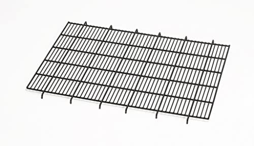 Floor Grid for Dog Crate | Elevated Floor Grid Fits MidWest Folding