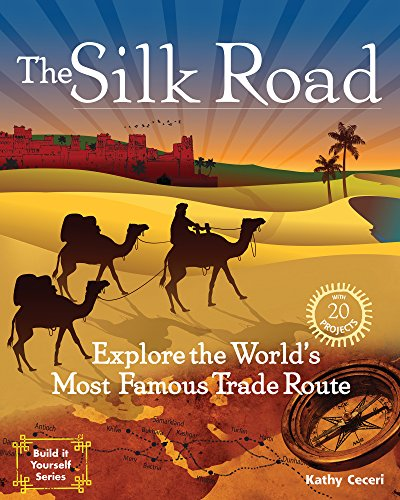 The Silk Road: Explore the World's Most Famous Trade Route with 20 Projects (Build It Yourself) by Nomad Press (Image #3)