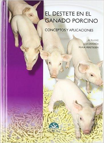 El destete en el ganado porcino: Conceptos y aplicaciones