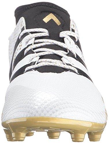 Adidas ACE 16.3 FG/AG FtwWht/GolDmt/Cblack Shoes ECNAtinU