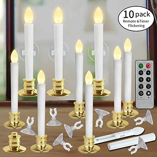 Flicker Led Candle Lights in US - 3