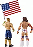 WWE Battle Pack Series #31 - John Cena vs. Ultimate Warrior Action Figure (2-Pack)