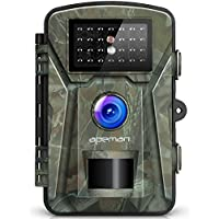 【NEW VERSION】APEMAN Trail Camera 12MP 1080P 2.4